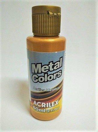 Tinta Metálica Ouro Velho