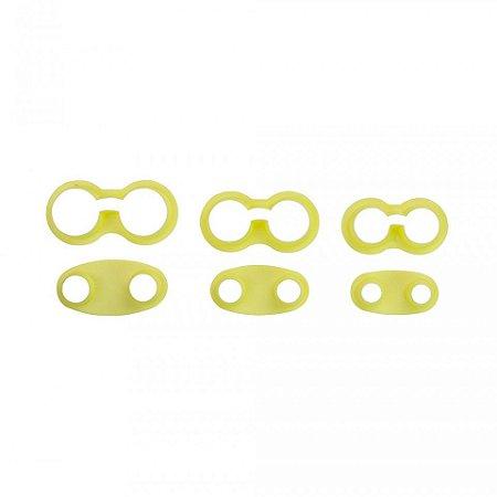 Cortador Óculos Redondo