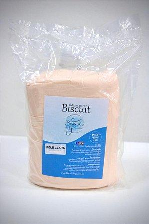 Massa para Biscuit - Pele Clara