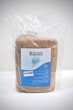 Massa para Biscuit - Pele Negra