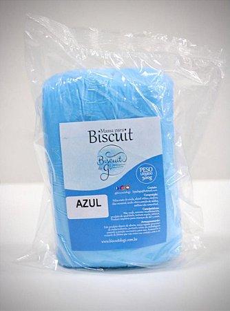 Massa para Biscuit - Azul