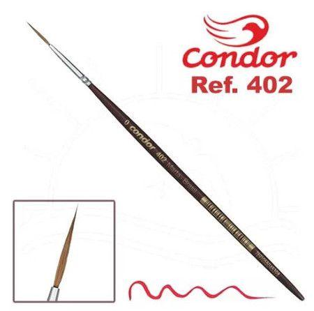 Pincel Condor 402 0