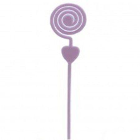 Espiral Rosa BB c/ 10 unidades