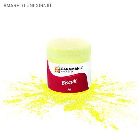 Corante Amarelo - Unicórnio