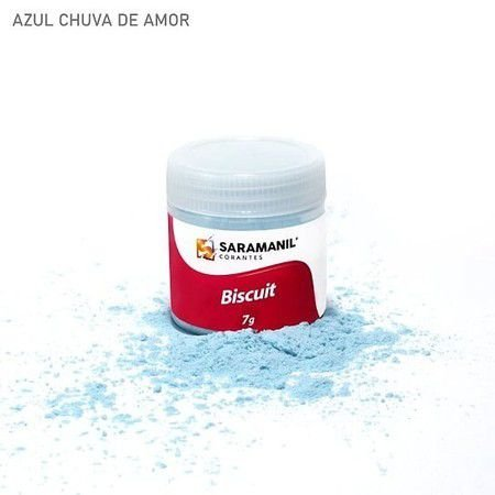 Corante Azul - Chuva de Amor