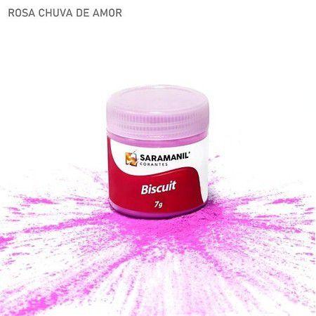 Corante Rosa - Chuva de Amor