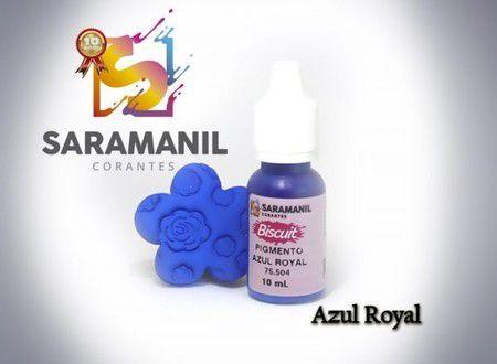 Pigmento Azul Royal