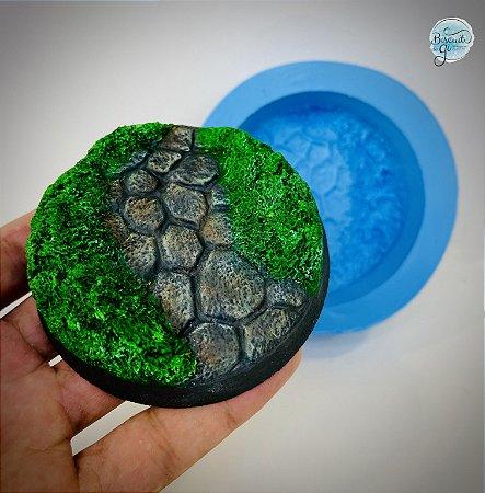 Molde Base Caminho das Pedras - Biscuit do Gi