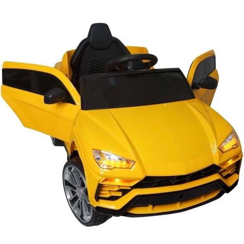 Mini Carro Elétrico Amarelo -  BW0029AM da ImportWay