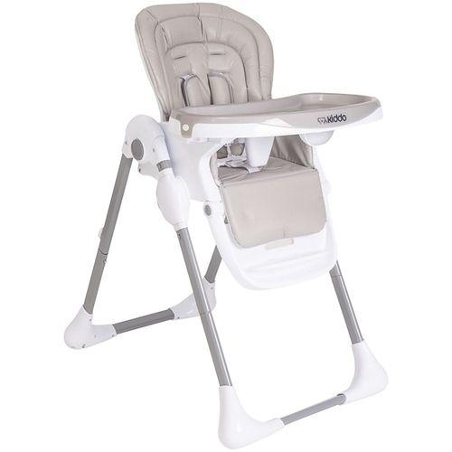 Cadeira de Refeição Lenox Kiddo Smile Bege da Kiddo.