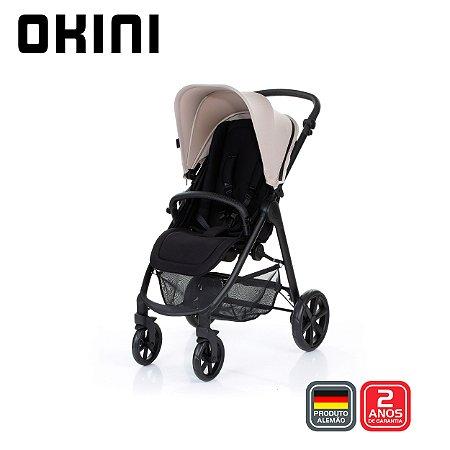 Carrinho de Bebê Okini Cashmere com Shopping Bag da Abc Design