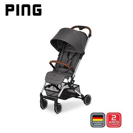 Carrinho de Bebê Ping Diamond Asphalt da Abc Design