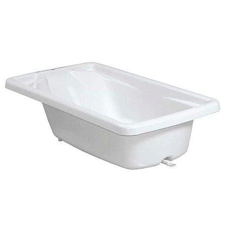 Banheira Rigida Branca Sem Suporte da  Burigotto