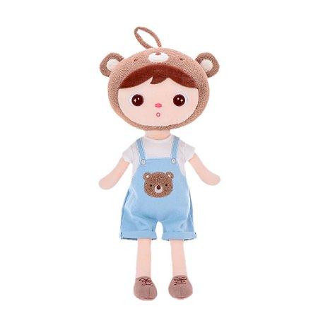 Boneca Metoo Jimbão Boy Bear 46cm