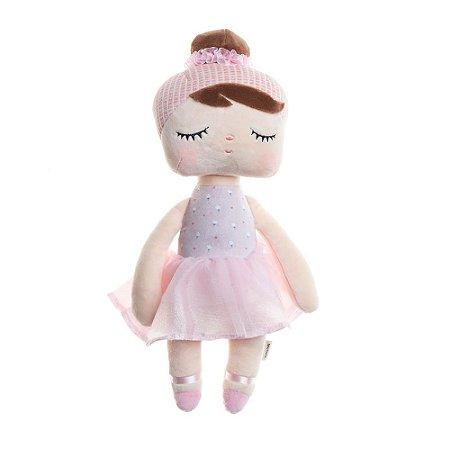 Boneca Metoo Angela Lai Ballet Rosa 33cm