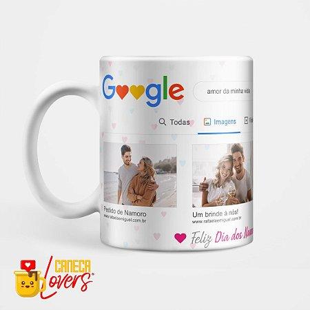 Caneca Busca no Google