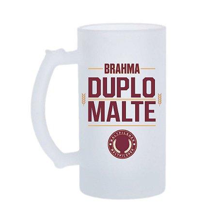 Caneca de Chopp Brahma Duplo Malte
