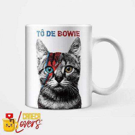 Caneca Tô de Bowie