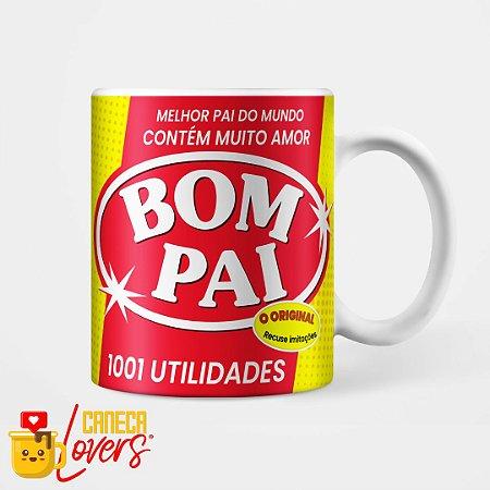 Caneca Bom Pai
