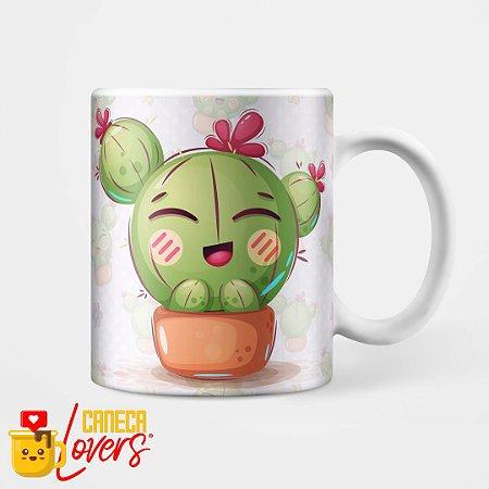 Caneca Cactus - Saiba florir