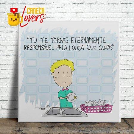 "Azulejo ""Louça Eterna"""