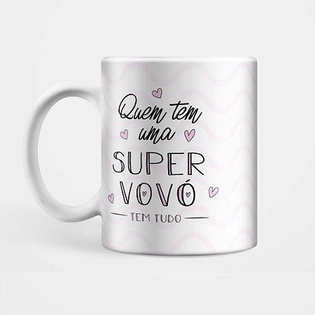 Caneca Super Vovó