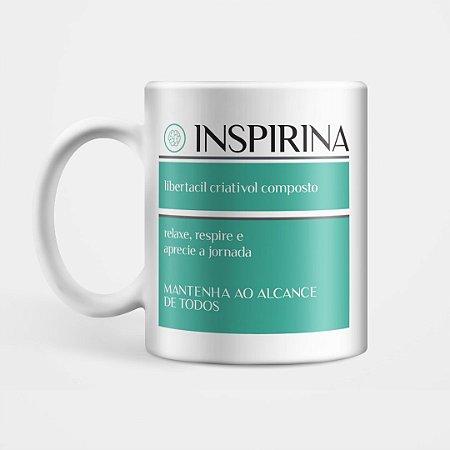 Caneca - Inspirina