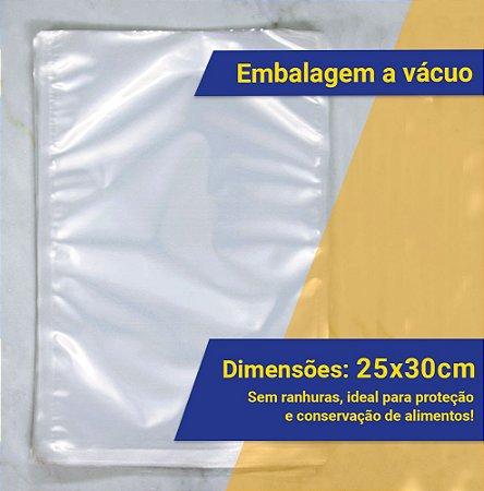 Embalagem Saco a Vácuo 25 x 30 cm - Milheiro (1.000 unidades)