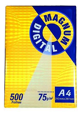 Papel Sulfite Digital Magnum - A4 - Pacote Com 500 Folhas