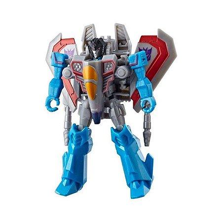 Transformers Cyberverse Wing Slice Autobots e Decepticon