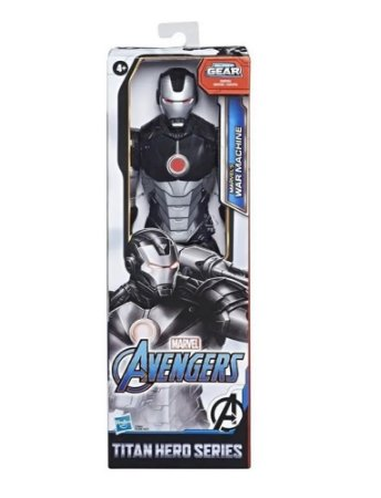 Máquina de Combate Marvel Titan Hero Series Hasbro