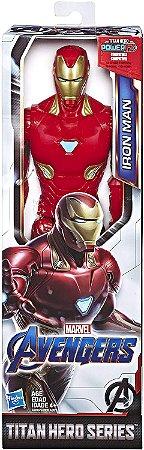Homem de Ferro Marvel Titan Hero Series Hasbro