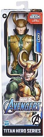 Loki  Marvel Titan Hero Series Hasbro