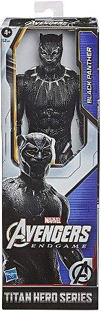 Pantera Negra Marvel Titan Hero Series Hasbro