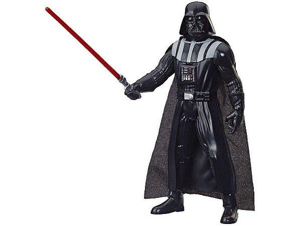 Boneco Star Wars Darth Vader Hasbro Com Sabre De Luz