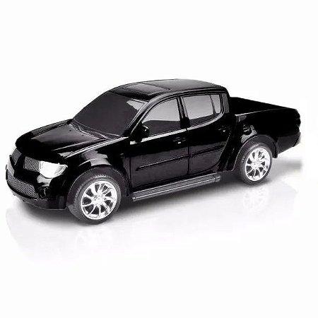 Caminhonete Pick-up Rx Sport Mitsubishi - Roma Brinquedos Cores