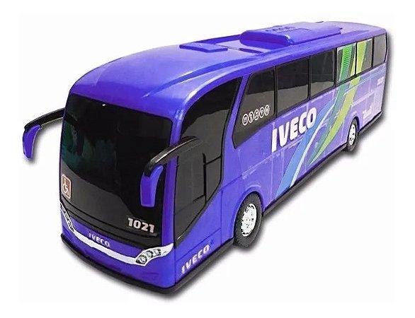 Onibus Miniatura Iveco Usual Brinquedos 270 Cores Sortidas