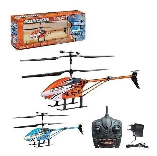 Helicóptero Condor Com Controle Remoto - Art Brink 2.4ghz