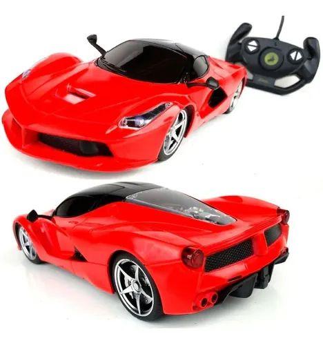 Carrinho De Controle Remoto Super Esportivo V8 Corrida