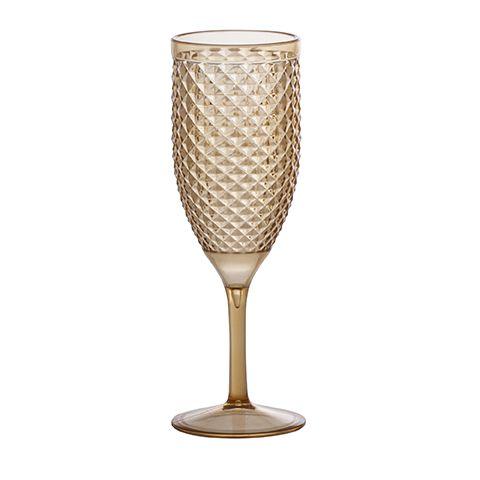 Taça P/ Champagne Luxxor 350 ML Ambar