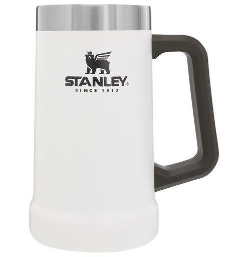 Caneca Térmica De Cerveja/chopp Branco 709ml - Stanley