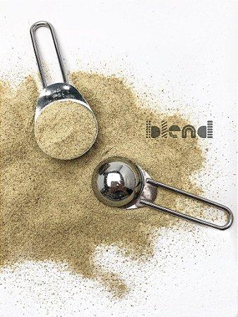 Pimenta do Reino Branca Moída - 500 gramas