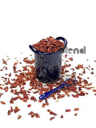 Pimentão Vermelho em Flocos - 500 gramas
