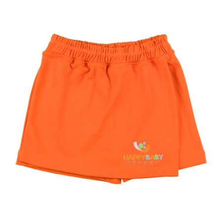 Saia short de helanca Happy Baby School