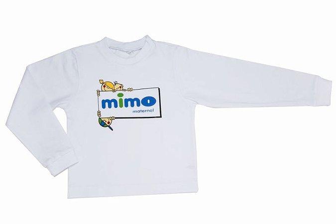 Camisa  manga longa Mimo