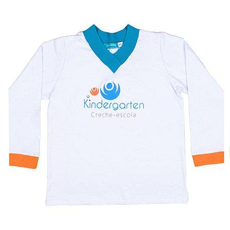 Camisa manga longa Kindergarten