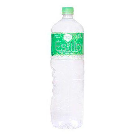 Água Mineral C/Gás Estilo 1,5 Litros