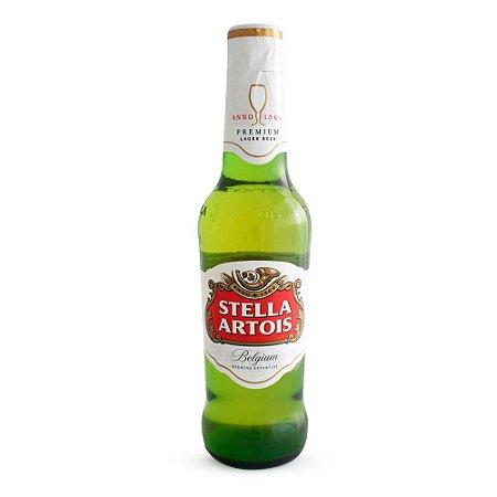 Cerveja Stella Artois Lager Long Neck 330ml