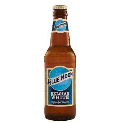 Cerveja Usa Blue Moon Belgian White 355ml