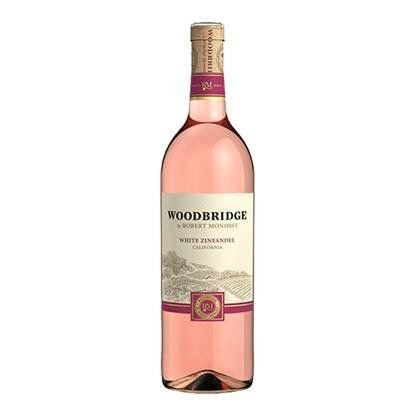 Vinho Americano Woodbridge Zinfandel Rosé 750ml